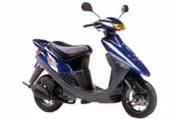 Схема электрооборудования Suzuki Sepia ZZ